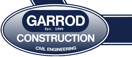 garrod construction logo